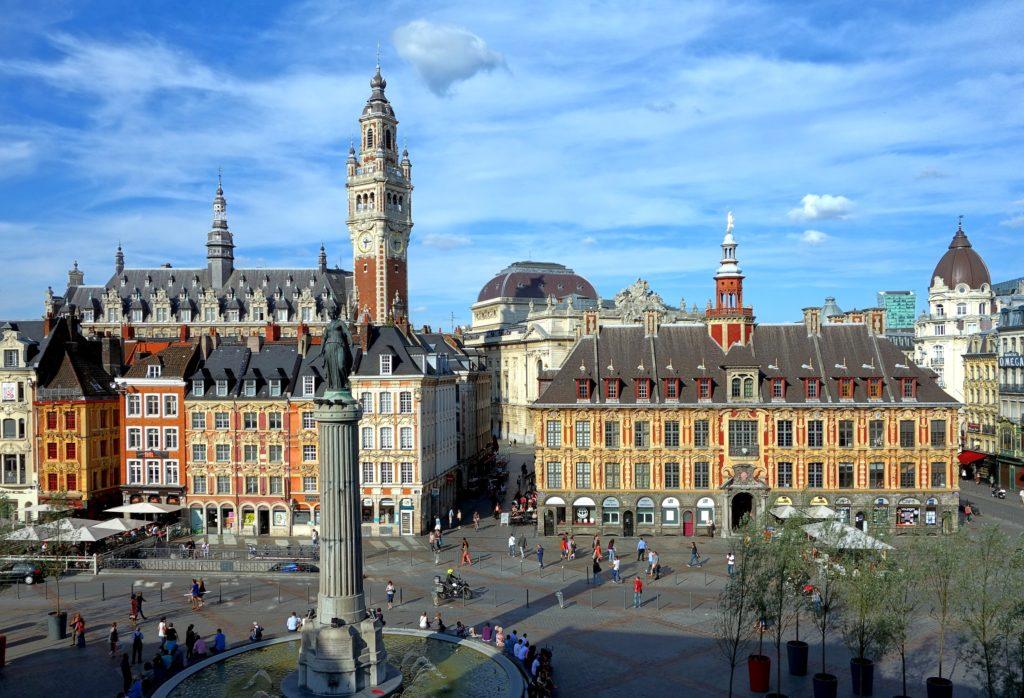 transporteur a Lille