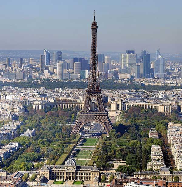 transporteur à Paris